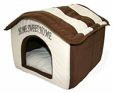 Pet Supplies Dog House Puppy Home Cat Bed Shelter Cushion Sleeping Warm Animal