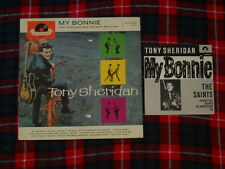 Tony Sheridan and the Beat Brothers My Bonnie LP &' 7' the Saints