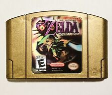 Legend of Zelda: Majora's Mask N64 Nintendo 64 Hologram