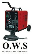 SEALEY MIGHTYMIG150 150Amp Gas / No Gas Mighty Mig Welder + Flux Wire + Tip
