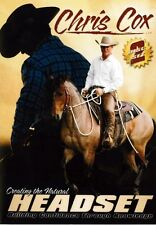 Chris Cox - Creating the Natural HEADSET -  Horse Training  2 DVDs