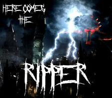 RIPPER - Here Comes the Ripper (NEW*LIM.500*THRASH METAL COLOMBIA*EVIL INVADERS)