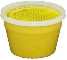100 % Raw Shea Butter Soft & Creamy Size Yellow, 8 OZ Each (Set of 5 Container)