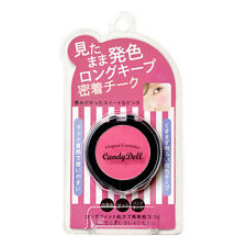 From JAPAN Candy doll Long Keep Cheek - Color Strawberry Pink / Tracking SAL