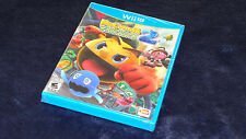 Pac-Man and the Ghostly Adventures 2 Nintendo Wii U NEW SEALED
