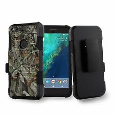 Beyond Cell Shell Case Armor Kombo For Google Pixel 5.0 Autumn Camouflage