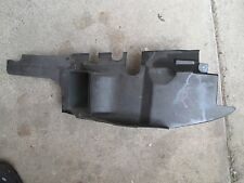 1997-2003 BMW 525 528 530 E39 Brake Cooling Air Vent Duct From Bumper Right OEM