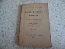 1883.Notre maitrise .Eglise d'Aix et Arles.Marbot