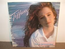 Tiffany . Hold An Old Friend's Hand . LP