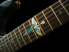 Caduceus Snakes on a Sword Fret Markers Fret Markers Inlay Sticker Decal Guitar