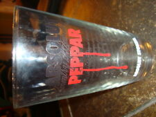 ABSOLUT Vodka PEPPAR Country of Sweden Promotional Collectable Pint Glass