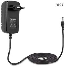 EU 12V 2A AC-DC Adaptor Charger for WESTERN DIGITAL WD TV LIVE HD MINI PLUS