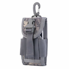 Army Tactical  Bag Mobile  Phone  Cover  Case Belt  Loop Hook  Pouch  Holster