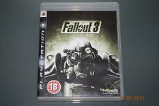 Fallout 3 PS3 Playstation 3 **FREE UK POSTAGE**