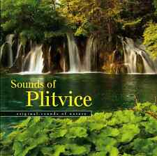 SOUNDS OF NATURE, meditation, relaxation, sleep cd, waterfalls, PLITVICE LAKES