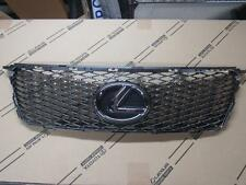 11-13 OEM NEW LEXUS IS250 IS350 F SPORT FRONT GRILLE INSERT WITH EMBLEM 2011 12