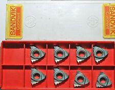 8 Stück Wendeschneidplatten Wendeplatten Sandvik R166.OG-16MM01-200 H13A K20 M15