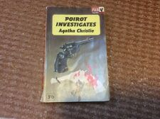 Poirot Investigates by Agatha Christie - Pan Books 1964