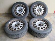 Stahlfelgen Sommerreifen 195 55 VW Golf 3 Passat VR6 6x15 ET35 3A0601027 5x100