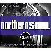 Various Artists - 3/60 Northern Soul 3CD SET