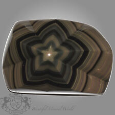 Regenbogen Obsidian Stern Handschmeichler Geschenk Unikat