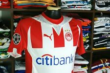 OLYMPIACOS home 2009/10 shirt - GALLETI #7 -Argentina-Jersey-Greece-Ofi-Zaragoza