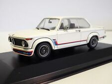 MINICHAMPS 1.43 BMW 2002 TURBO