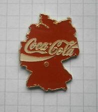 COCA-COLA / DEUTSCHLAND LANDKARTE / MAP ... Pin (101d)