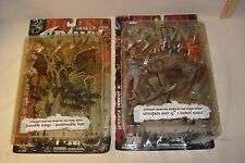 McFarlane CURSE OF THE SPAWN  Series... 2 Figure Lot NEW MOSC Set 14