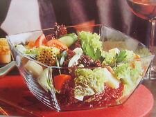 "Pasabahce Salat Glasschüssel Salatschale Salat bowl ""Tokio"" 3l"