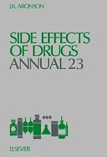 Side Effects of Drugs Annual 23-ExLibrary