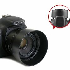 NEW  lens hood ES-68 L-HOODES68 Best Deal for Canon  EF50mm F1.8 STM.