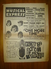NME #961 1965 JUN 11 THEM ELVIS KINKS ROLLING STONES
