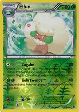 Elfun 80KP - 12/98 - Stern Holo Karte - Pokemon Aufstreben der Mächtigen - Neu