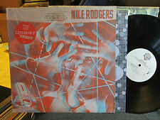 NILE RODGERS b movie matinee Lp madonna chic PROMO FUNK synth soul '85 daft punk
