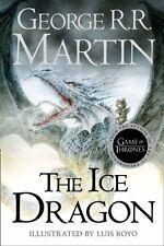 The Ice Dragon (Hardcover), Martin, George R. R., Royo, Luis, 9780008118853