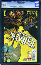 DOCTOR STRANGE #1 - CGC 9.8 - SOLD OUT - FIRST PRINT - GET IT BEFORE THE MOVIE