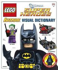 Lego Batman Visual Dictionary & Exclusive Electro Suit Batman Minifigure