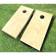 CORNHOLE BOARDS GAME SET Bean Bag Toss + 8 ACA Regulation Size Bags ~