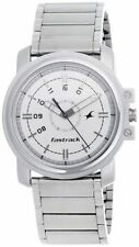 Fastrack Economy Analog White Dial Men's Watch - NE3039SM01