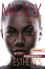 Exam Review for Milady Standard Esthetics: Fundamentals, New, Free Shipping