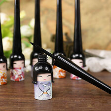 1Pc Fashion Doll Waterproof Black Liquid Eye Liner Pen Make Up Cosmetic Hot!