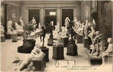 CPA Paris 6e Paris-Musée du Luxembourg-La Galerie des Sculptures (312301)