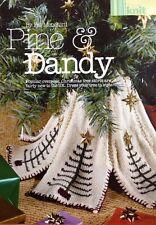 Knitting Pattern for Christmas Tree Skirt