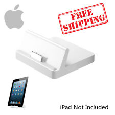 New Genuine Apple iPad Dock Station for ipad 2/3 - White MC940ZM/A
