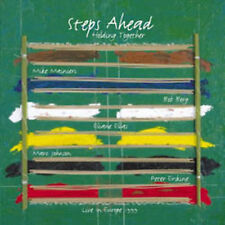 Holding Together by Steps Ahead (CD, May-2005, 2 Discs, NYC Music)