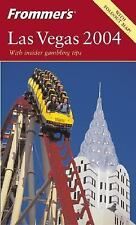 NEW - Frommer's Las Vegas 2004 (Frommer's Complete Guides)