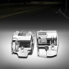 Chrome Switch Housings Covers For Honda VTX 1800 C/ R/ S/ F/ N 2002-2007 05 06