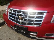 NEW ITEM!! Cadillac CTS 2012 2013 CHROME UPPER GRILLE OVERLAY!! 1 PIECE!!