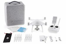 DJI Phantom 4 Drone Quadcopter 4K Camera Obstacle Avoidance w/ Battery & Case !!